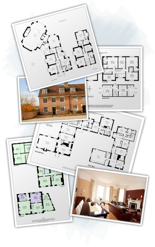 2d floor plan services